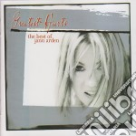 Greatest hurts + 2tr cd musicale di Jann Arden