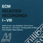 Ecm selected recordings i viii-10cd cd musicale di ARTISTI VARI