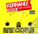 KERRANG HIGH VOLTAGE cd musicale di ARTISTI VARI