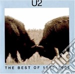 U2 - The Best Of 1990-2000 cd musicale di U2