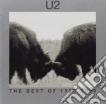 THE BEST OF 1990-2000/U.K.Version cd musicale di U2