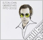 GREATEST HITS 1970-2002 (2 CD) cd musicale di JOHN ELTON