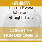 STRAIGHT TO INGLAN'S HEAD cd musicale di JOHNSON LINTON KWESI