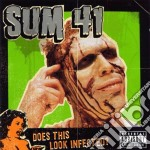 Sum 41 - Does This Look Infected? cd musicale di SUM 41