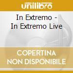 Live 2002 cd musicale di Extremo In