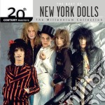 20th century masters cd musicale di New york dolls