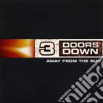 AWAY FROM THE SUN cd musicale di 3 DOORS DOWN