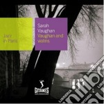 Vaughan and violins cd musicale di Sarah Vaughan