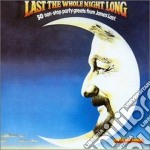 James Last - Last The Whole Night Long cd musicale di James Last