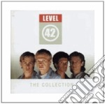 THE COLLECTION cd musicale di LEVEL 42