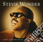 THE DEFINITIVE COLLECTION cd musicale di WONDER STEVIE