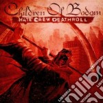 HATE CREW DEATHROLL cd musicale di CHILDREN OF BODOM