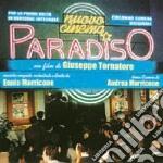 NUOVO CINEMA PARADISO cd musicale di Ennio Morricone