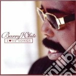 LOVE SONGS cd musicale di Barry White