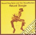 NATURAL BOOGIE cd musicale di HOUND DOG