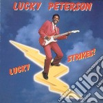 LUCKY STRIKES cd musicale di PETERSON