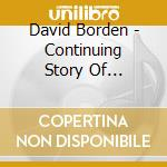 Continuing story counter. cd musicale di Borden David