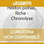 Chronolyse cd musicale di Pinhas Richard