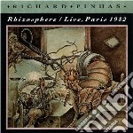 Rhizosphere/paris live'82 cd musicale di Pinhas Richard