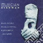 Birdman cd musicale di Mujician