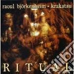 Ritual + 2 b.t. cd musicale di Raoul bjorkenheim &