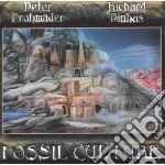 Fossil culture cd musicale di Frohmader/rich Peter