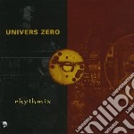 Rhythmix cd musicale di Zero Univers