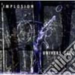 Implosion cd musicale di Zero Univers