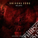 Relaps cd musicale di Zero Univers