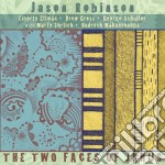 The two faces of janus cd musicale di Jason Robinson