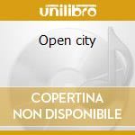 Open city cd musicale di Muffins The