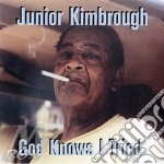 Junior Kimbrough - God Knows I Tried cd musicale di Kimbrough Junior