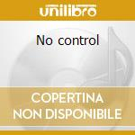 No control cd musicale