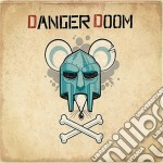 Mouse and mask cd musicale di Dangerdoom
