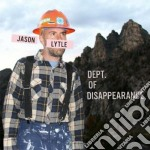 (LP VINILE) Department of disapperance lp vinile di Lytle Jason