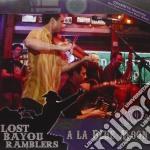 Live a la blue moon cd musicale di Lost bayou ramblers