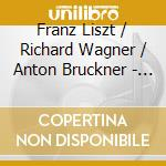 Overture faust cd musicale di Richard Wagner