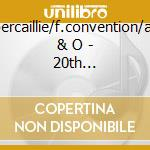20th anniversary collec. - raccolta celtica cd musicale di Capercaillie/f.convention/alta