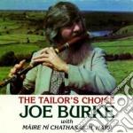 The tailor's choice - cd musicale di Burke Joe