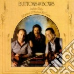 Buttons & bows - cd musicale di Mcguire J.daly/seamus/manus