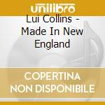 Lui Collins - Mande In New England cd musicale di Collins Lui