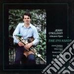 Jerry O'sullivan - The Invasion cd musicale di O'sullivan Jerry