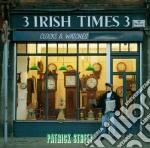3 irish times 3 cd musicale di Street Patrick