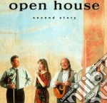 Open House - Second Story cd musicale di House Open