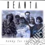 Ready for the storm - deanta cd musicale di Deanta