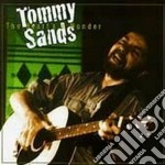 The heart's a wonder - cd musicale di Sands Tommy