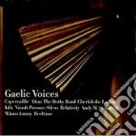 Gaelic voices - raccolta celtica cd musicale di Capercaillie/altan & o.