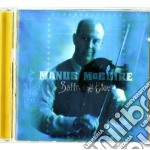 Saffron and blue - cd musicale di Mcguire Manus