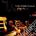 Play on cd musicale di Celtic fiddle festiv