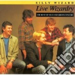 Live/the best cd musicale di Wizard Silly
